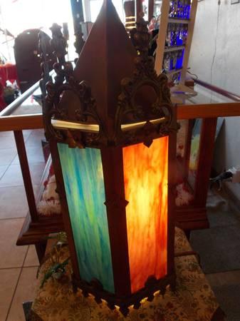 gothic lamp